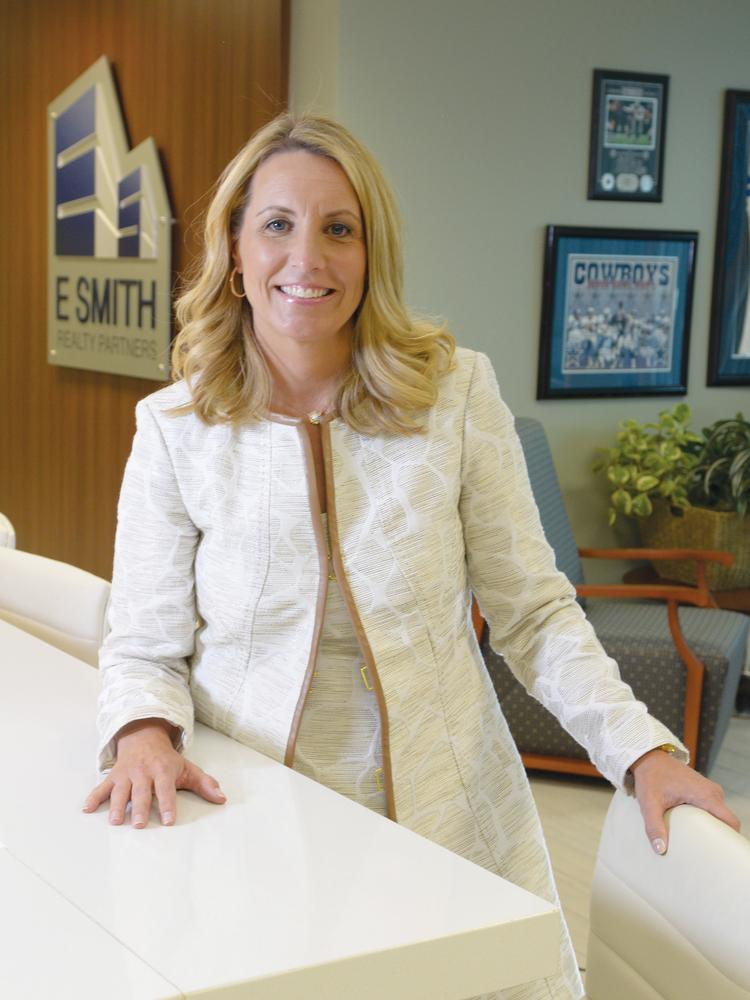 Sharon Morrison, CEO and co-founder of E Smith Realty Partners.
