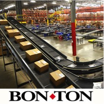 Bonton's E-Commerce Center in West Jefferson, OH
